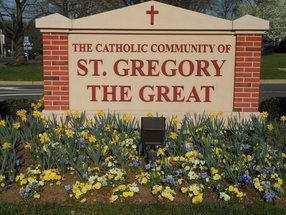 St. Gregory the Great Church in Hamilton Square,NJ 08690