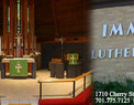 Immanuel Lutheran Church in Grand Forks,ND 58201