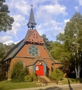 Church of St. Luke the Beloved Physician in Saranac Lake,NY 12983