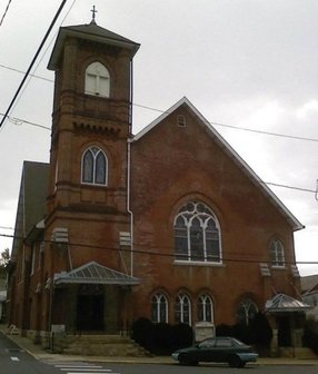 Trinity Evangelical Congregational Church in Shamokin,PA 17872