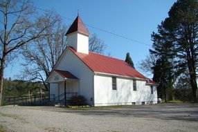 Chilhowee Primitive Baptist Church in Happy Valley,TN 37878