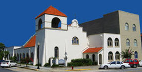 Grace Episcopal Church in Waycross,GA 31501