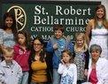 St. Robert Bellarmine in Jones,OK 73049