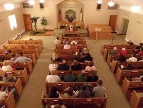 Calvary Baptist Church in Jefferson City,MO 65101