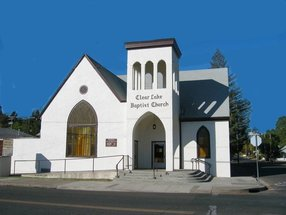 Clear Lake Baptist Church in Lakeport,CA 95453-4726