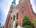 Mother of God Church in Covington,KY 41011-1409