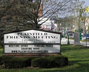 Plainfield Friends Church, Plainfield, IN in Plainfield,IN 46168-1221