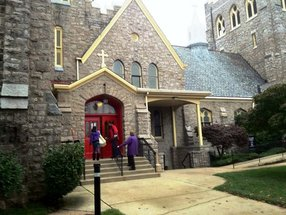 All Saints' Episcopal Church in Norristown,PA 19401-4542
