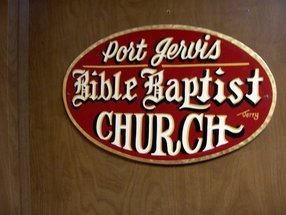 Port Jervis Bible Baptist Church in Port Jervis,NY 12771-1939