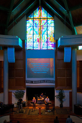 Calvary Church of Pacific Palisades in Pacific Palisades,CA 90272-2839