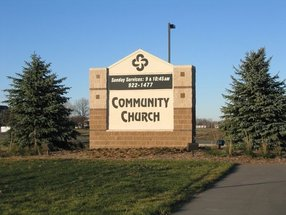 Community Church Fond du Lac in Fond du Lac,WI 54937-8647
