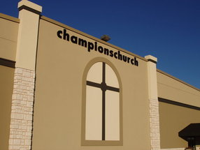 Champions Church in Abilene,TX 79606-5455