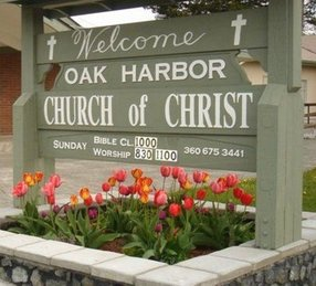 Oak Harbor Church of Christ in Oak Harbor,WA 98277-3585