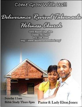 Deliverance Revival Tabernacle Holiness Church