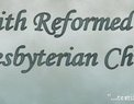 Faith Reformed Presbyterian Church in Frederick,MD 21702-2822