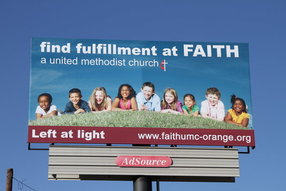 Faith United Methodist Church of Orange, TX