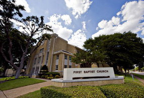 First Baptist Garland in Garland,TX 75040-7002