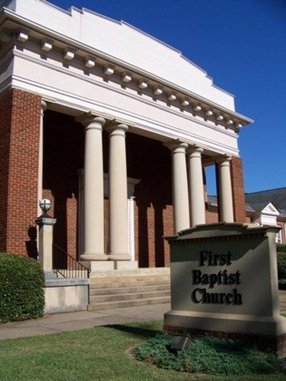 First Baptist Church of Jefferson, GA in Jefferson,GA 30549-6661