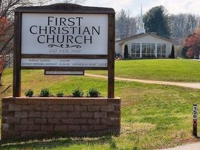 First Christian Church of Franklin in Franklin,NC 28734-7548