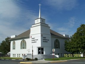 First Christian Church in Clarkston, Washington