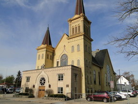 First Evangelical Lutheran Church of Racine in Racine,WI 53403-1144