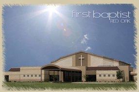 First Baptist Church of Red Oak in Red Oak,TX 75154