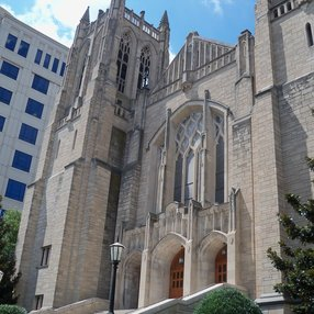 First United Methodist Church in Charlotte,NC 28202-2231