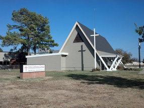 Grace Lutheran Church Denison Texas