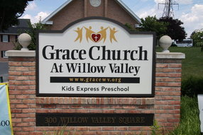 Grace Church at Willow Valley in Lancaster,PA 17602-4851
