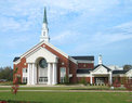 Harrisburg Baptist Church in Tupelo,MS 38801-7037
