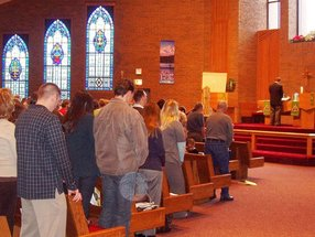 Cross Lutheran (Yorkville)