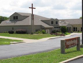 Holy Family Church, Kansas City, North