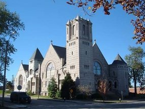 Lafayette Park United Methodist Church in Saint Louis,MO 63104-2520