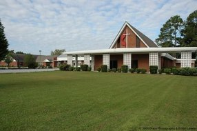 Parker United Methodist Church in Panama City,FL 32404-7263