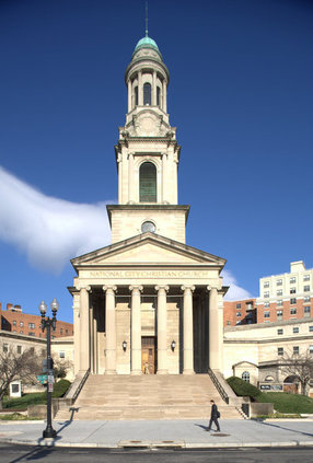 National City Christian Church in Washington,DC 20005-4104