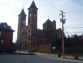 Our Lady of the Angels Parish in Pittsburgh,PA 15201-1805