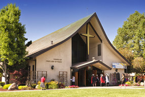 Our Lady of Peace Church & Shrine in Santa Clara,CA 95054-1803