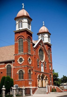 Our Lady of Mount Carmel Catholic Church in Denver,CO 80211-3040