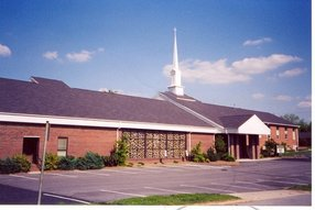 Park Place Baptist Church in Thomasville,NC 27360-4123