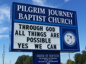 Pilgrim Journey Baptist Church