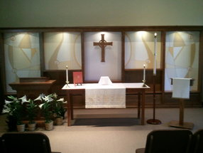 Resurrection Anglican Church, Woodstock, GA