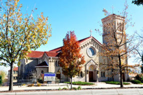 St Catherine of Siena Parish in Denver,CO 80211-1640