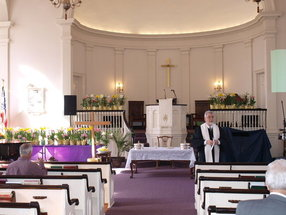 Second Reformed Church of New Brunswick in New Brunswick,NJ 08901-1438