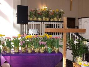 Second Reformed Church of New Brunswick