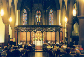 Saint Stephen's Church in Providence in Providence,RI 02906-1121