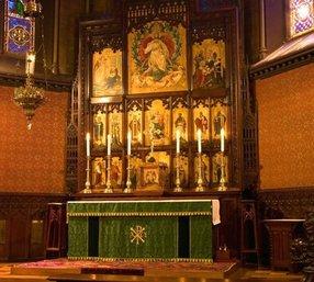 Saint Stephen's Church in Providence