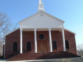 ST. JOHN MISSIONARY BAPTIST CHURCH OF SHARON, INC.