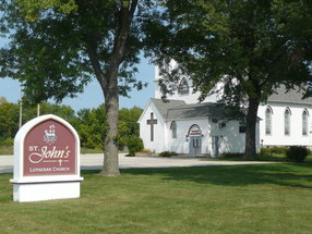 St. John's Lutheran in Oak Creek,WI 53154-6215