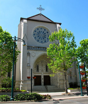 Cathedral Church of St Luke - Orlando, FL in Orlando,FL 32801-2300