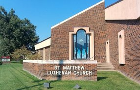 St. Matthew Lutheran Church, Paducah